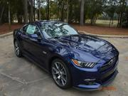 FORD MUSTANG Ford Mustang GT 50th Anniversary Edition