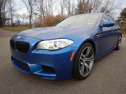 2013 BMW M5 Base Sedan 4-Door